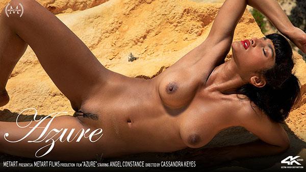 """Angel Constance """"Azure"""""""