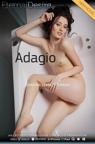 """Zsanett Tormay """"Adagio"""""""