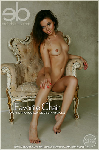 "Naomi G ""Favorite Chair"""