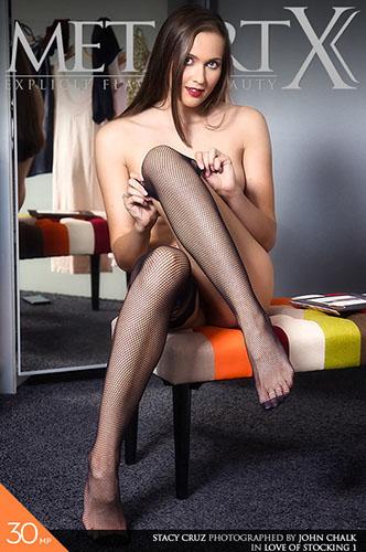 "Stacy Cruz ""Love of Stockings 1"""