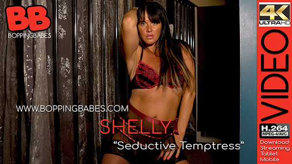 "Shelly ""Seductive Temptress"""
