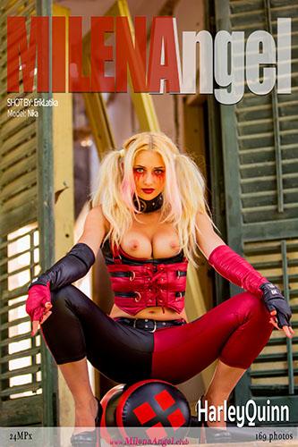 "Nika ""Harley Quinn"""