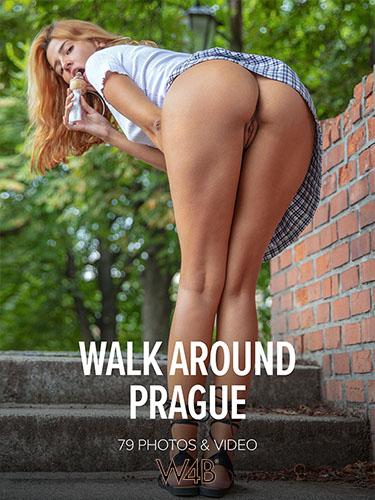 """Agatha Vega """"Walk Around Prague"""""""