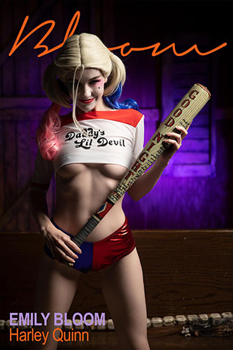 "Emily Bloom ""Harley Quinn"""