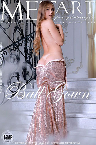 "Alina Petite ""Ball Gown"""