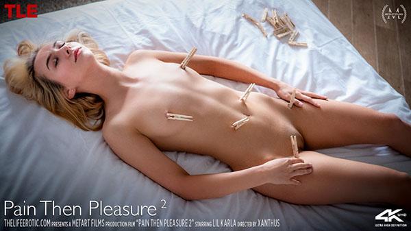 """Lil Karla """"Pain Then Pleasure 2"""""""