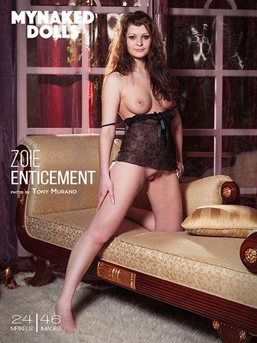 """Zoie """"Enticement"""""""