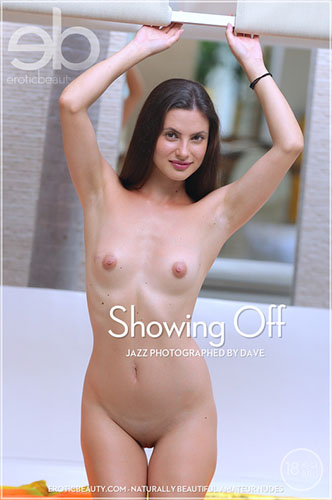 """Jazz """"Showing Off"""""""