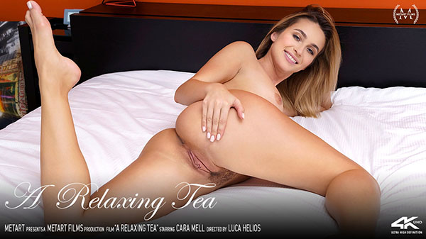 "Cara Mell ""A Relaxing Tea"""
