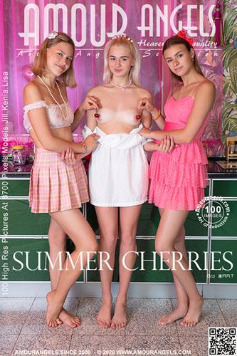 "Jill, Kenia & Lisa ""Summer Cherries"""