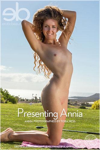 "Annia ""Presenting"""