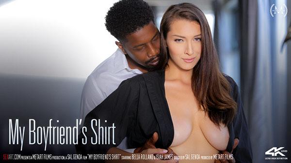 "Bella Rolland ""My Boyfriend's Shirt"""