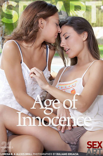 "Lorena B & Alexis Brill ""Age of Innocence"""