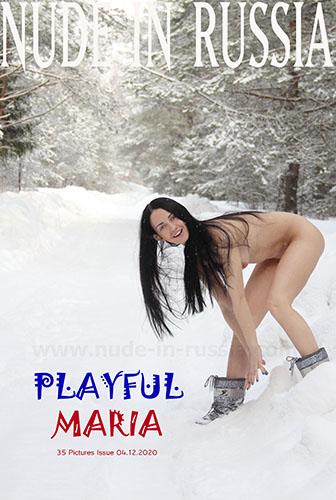 """Maria S """"Playful Maria"""""""