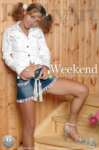 "Natalia B ""Weekend"""