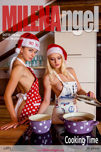 "Milena Angel & Nika ""Cooking Time"""