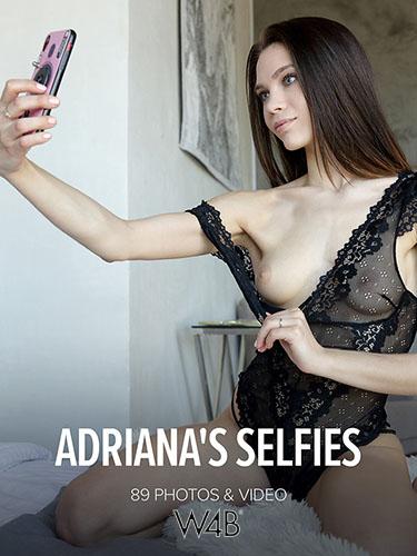 """Adriana """"Adriana's Selfies"""""""