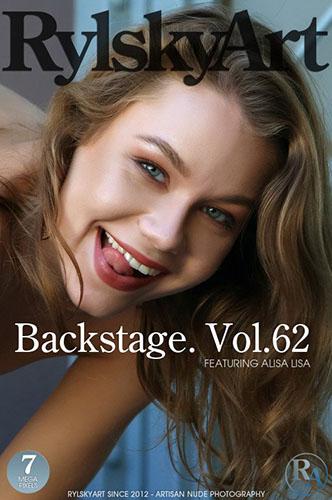 """Alisa Lisa """"Backstage. Vol.62"""""""