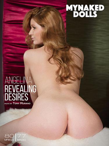 "Angelina ""Revealing Desires"""