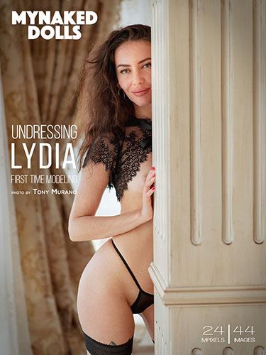 """Lydia """"Undressing Lydia"""""""