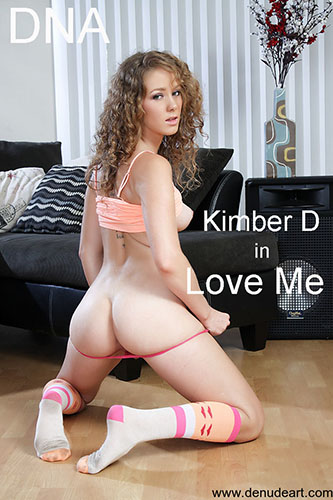 "Kimber Day ""Love Me"""