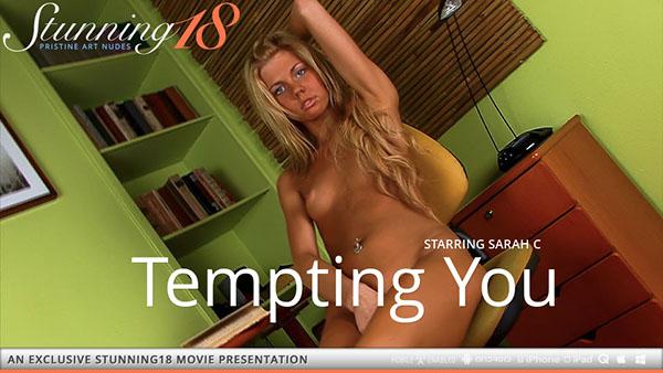 """Sarah C """"Tempting You"""""""
