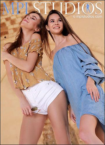 """Serafina & Leona Mia """"Postcard from Rethymno"""""""