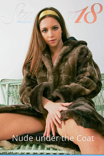"Nelly J ""Nude Under The Coat"""
