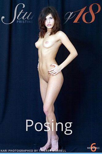 """Kari """"Posing"""""""