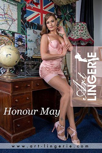 Honour May Photo Set 9776