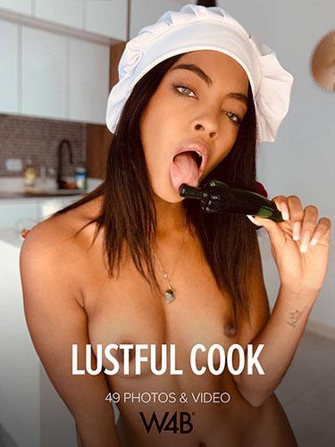 "Sofi Vega ""Lustful Cook"""