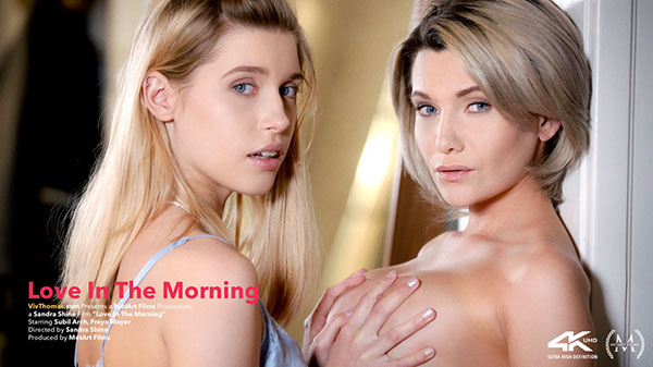 "Freya Mayer & Subil Arch ""Love In The Morning"""