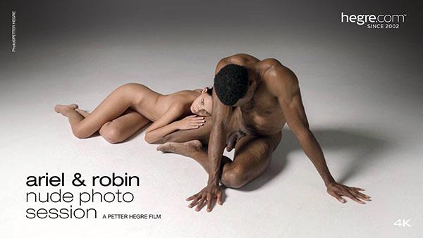 "Ariel & Robin ""Nude Photo Session"""
