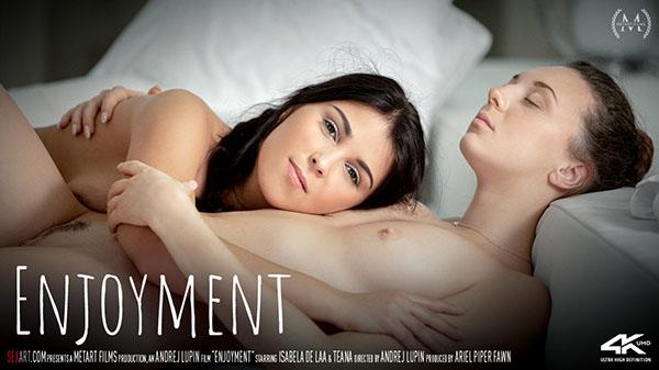 """Isabela De Laa & Teana """"Enjoyment"""""""