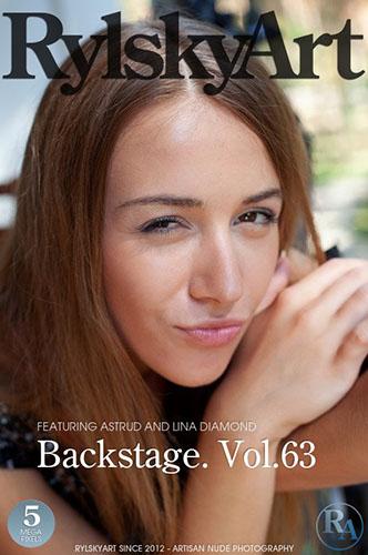 """Astrud & Lina Diamond """"Backstage. Vol.63"""""""
