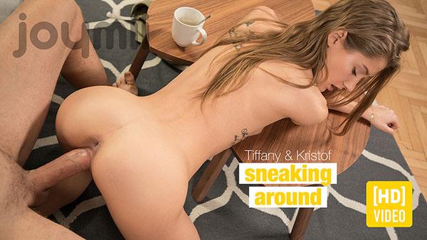"""Tiffany Tatum """"Sneaking Around"""""""