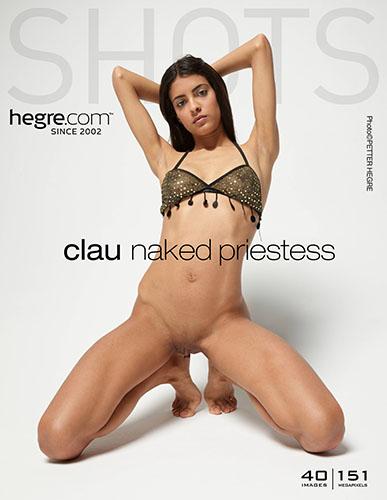 "Clau ""Naked Priestess"""