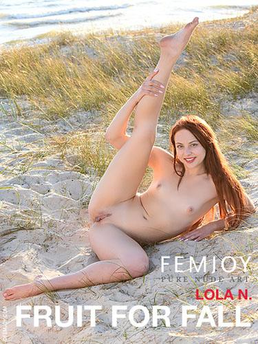 """Lola N """"Fruit For Fall"""""""