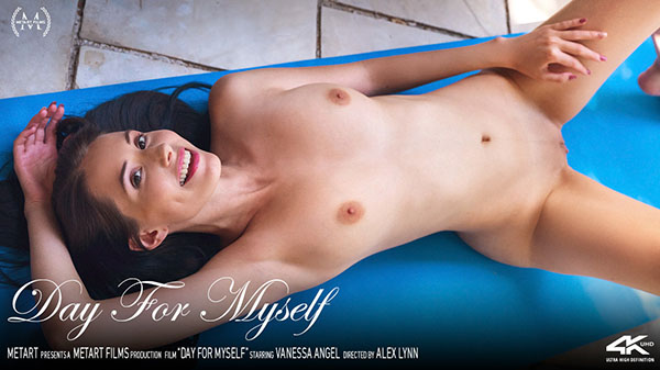 "Vanessa Angel ""A Day For Myself"""