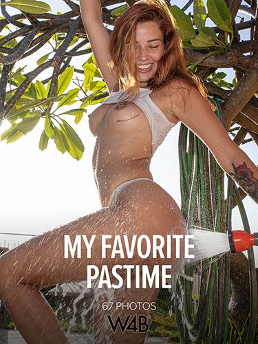 "Agatha Vega ""My Favorite Pastime"""