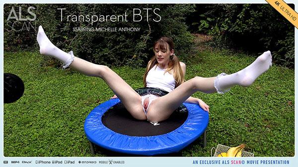 "Michelle Anthony ""Transparent BTS"""