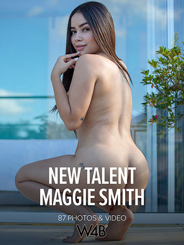 """Maggie Smith """"New Talent"""""""