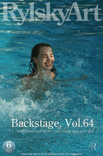 "Ella Moro, Lisa Dawn & Sofy Bee ""Backstage. Vol.64"""
