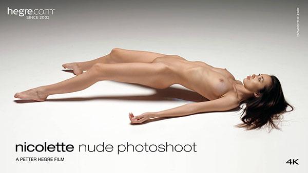 "Nicolette ""Nude Photoshoot"""