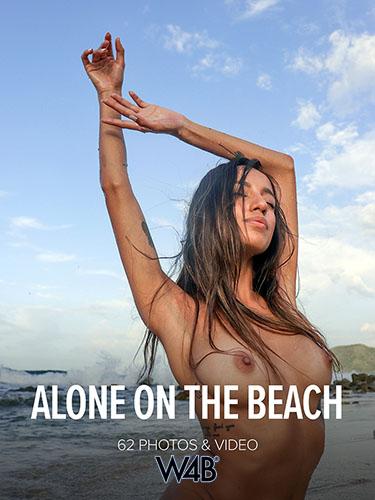 "Camila Luna ""Alone on The Beach"""