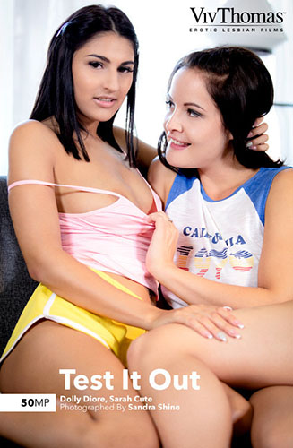 """Dolly Diore & Sarah Cute """"Test It Out"""""""