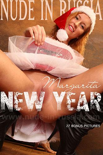 """Margarita S """"New Year"""""""