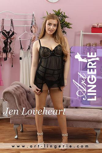 Jen Loveheart Photo Set 9810