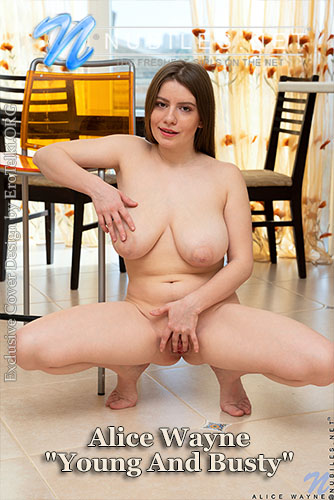 """Alice Wayne """"Young And Busty"""""""