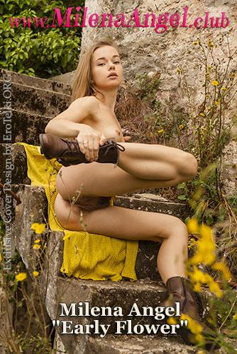 """Milena Angel """"Early Flower"""""""
